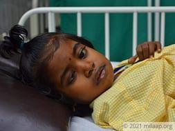 Help Meenakshi Fight Myeloid Leukemia