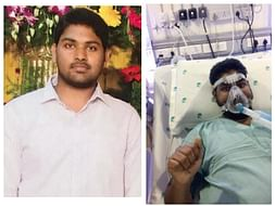 Let's help this young brave heart to win his battle against cancer