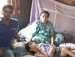 Help Joydip Who is Paralysed by Birth.