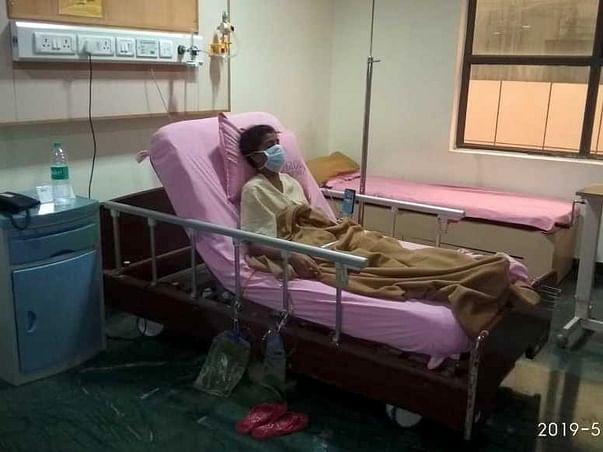 Help My Sister Sambhrama Undergo Liver Transplant