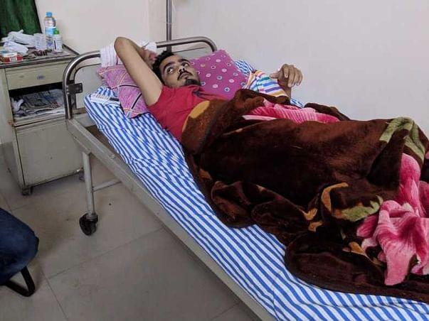 Help Achinta Fight Non Hodgkin's Lymphoma