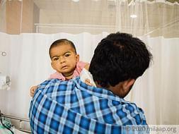 Baby Shafiullah needs your help!