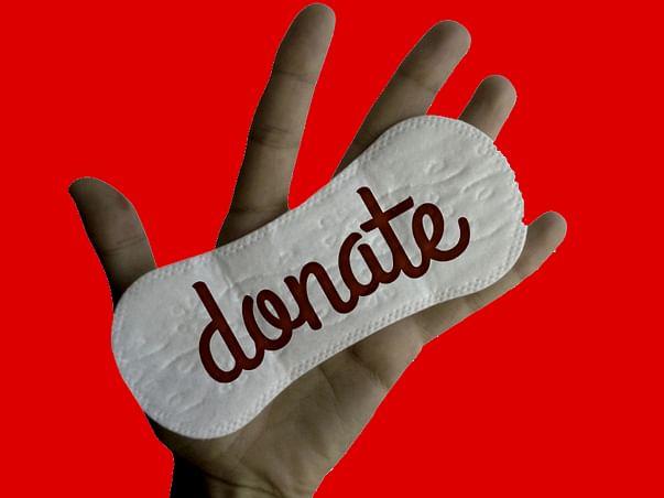Donate Sanitary Napkins To Underprivileged Girls And Women