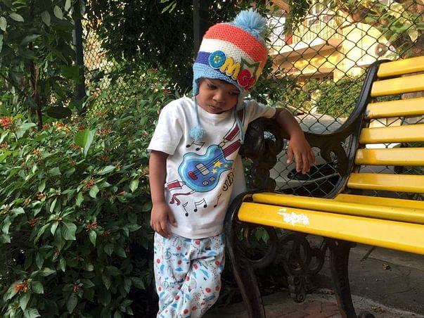 Help Baby Gahanshiva Undergo Open Heart Surgery