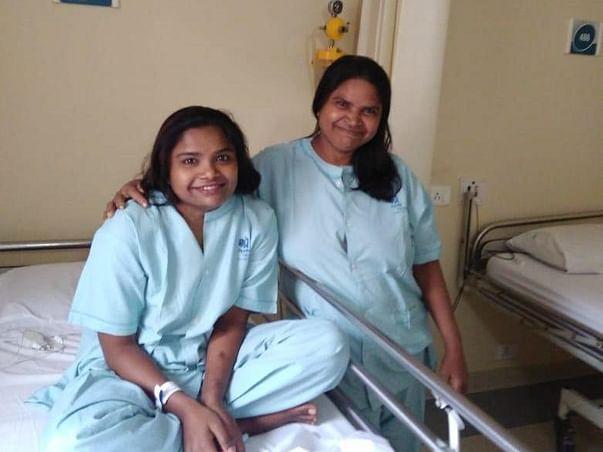 Help Biji Undergo A Kidney Transplant