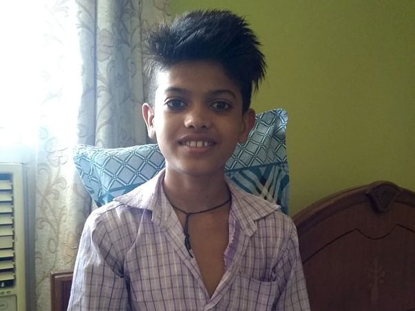 Help Ajay Recover from Severe Burn Scars