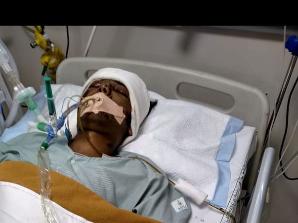 Help Rachit Recover From A Major Accident
