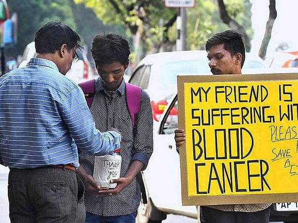 Support Shalini fight Blood cancer.