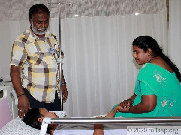 Help Lekhana Fight Pilocytic Astrocytoma