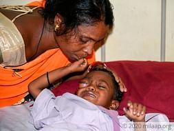 Raju needs your help to undergo his treatment