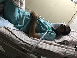 Anshuj is fighting Lung Cancer, don't let him fight alone.