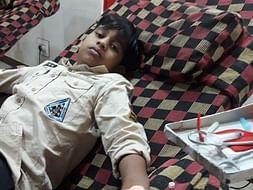 Help Rihan fight Thalassemia