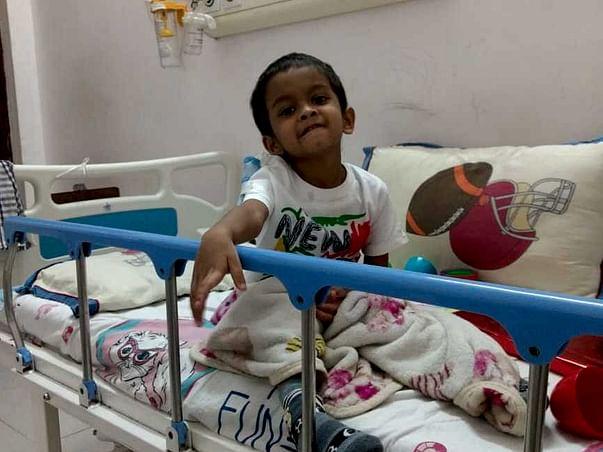 Help Arha fight Blood Cancer
