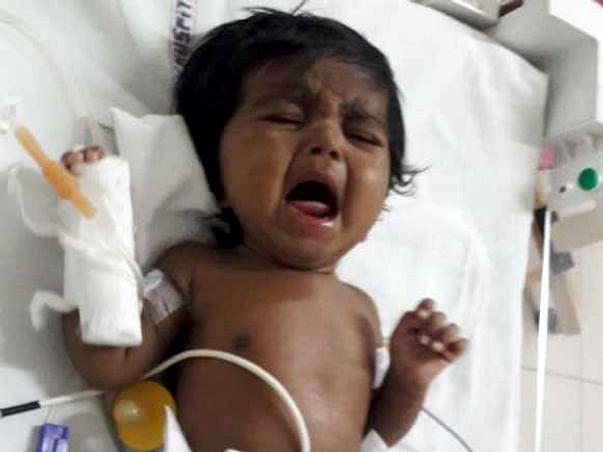 Help Baby Thanmika