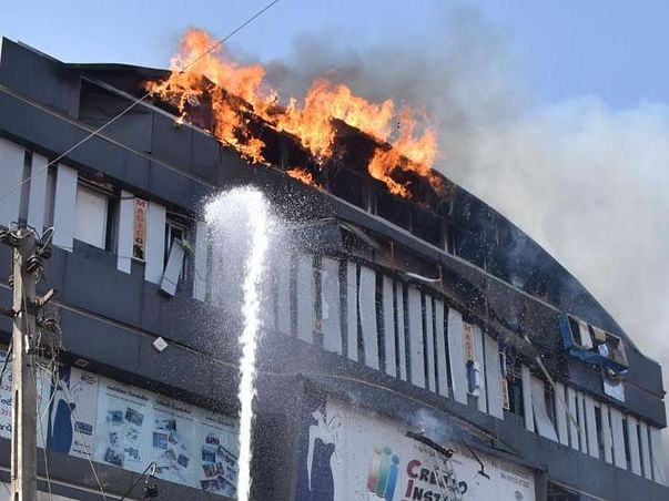 Benevolence Funds for the Families of Surat Fire Tragedy