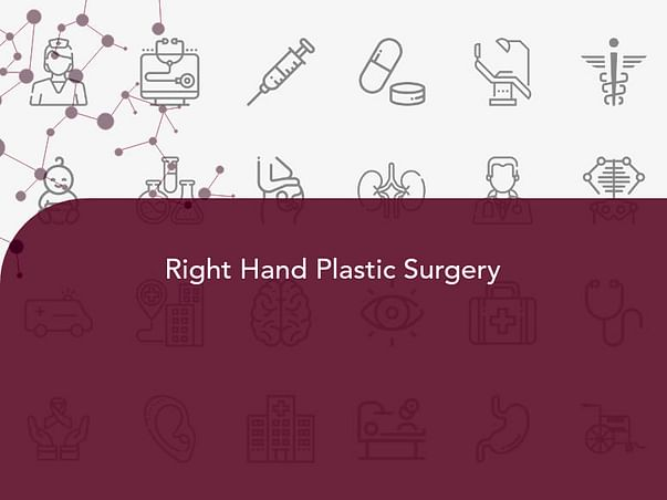 Right Hand Plastic Surgery