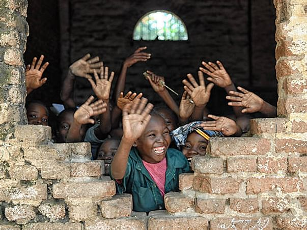 Help to build homes for Orphans and Old ages
