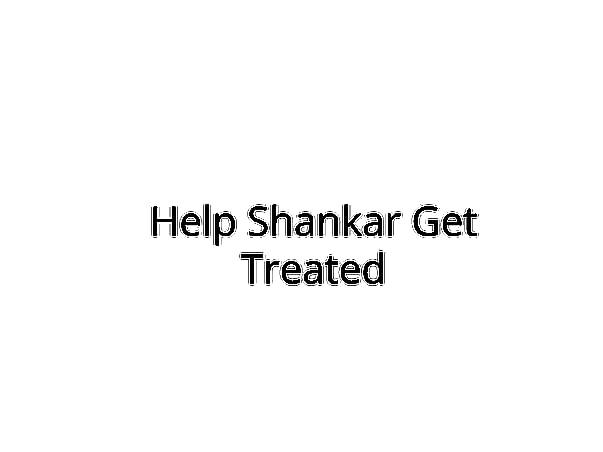 Help Shankar Get Treated for Brain Stroke