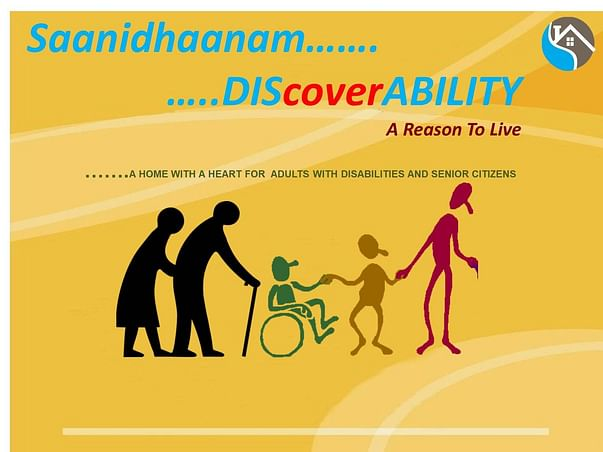 Join Saanidhaanam Build a Home For Physically Disabled and Elderly