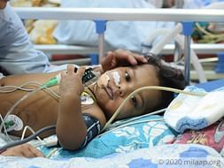 This Baby Spent His First Birthday In The ICU, His Lungs Are Failing