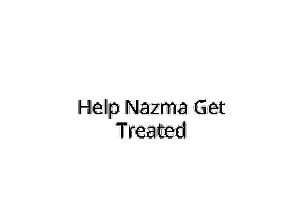 Help My Sister Nazma Get Treated for Seizures