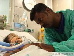 Help Baby Kalainila Survive