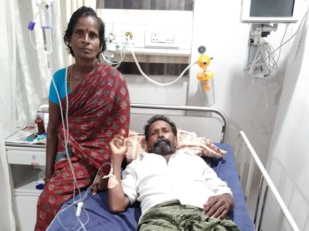 Help SivaBabu Chilakalapudi fight liver issue