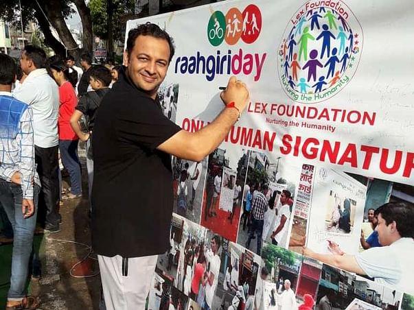 Support Human Brotherhood & Communal Harmony