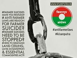 Support Kisanputra Initiative File A PIL To Support Farmers