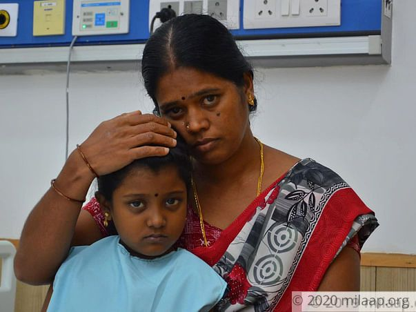 Help Rithuna Sri Fight Decomposed Chronic Liver Disease