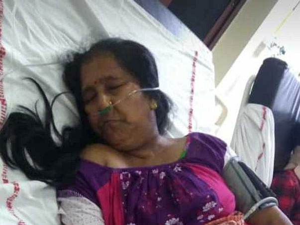 Help Mrs Tulasi Jena Fight Blood Cancer