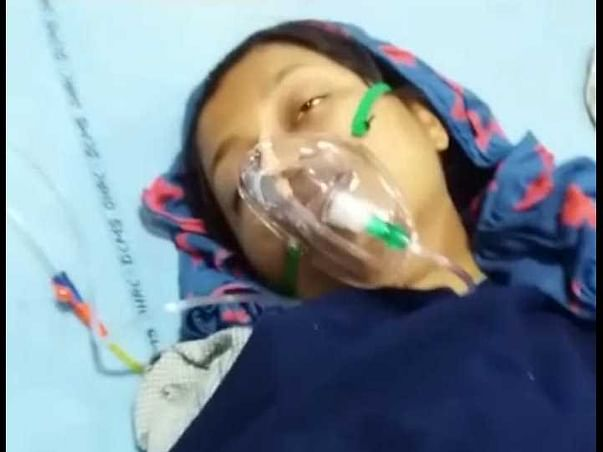Help Salama Begum To Fight Liver Tumor