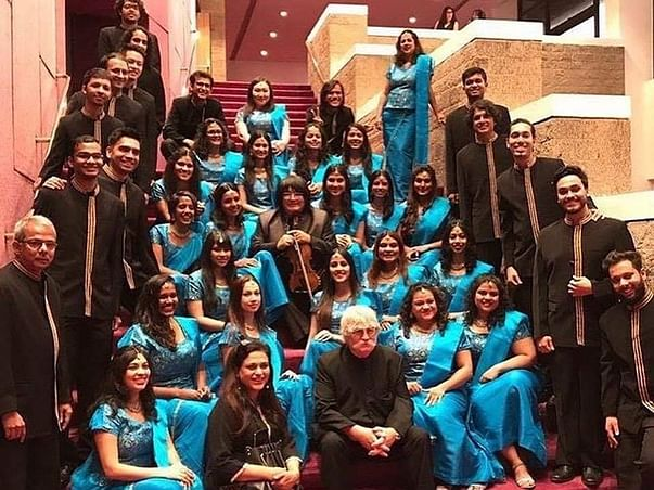 Help Living Voices perform at world renowned Lincoln Centre, New York