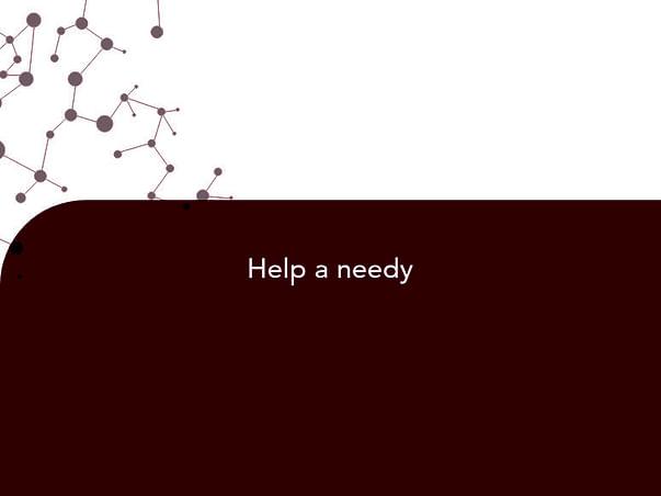 Help a needy