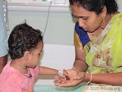 Help Rashmika Fight Leukocyte Adhesion