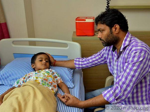Help Kuntal Fight Blood Cancer