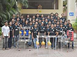 Support PICT Robotics team for ABU ROBOCON 2019