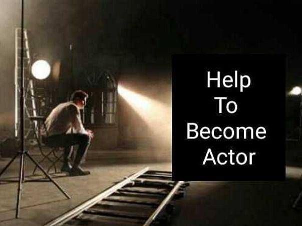 Help Nilesh Become An Actor