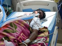 Help Raju To Recover!