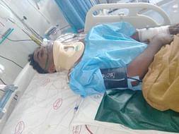 Help Karthikumar Fight Spinal Cord Injury