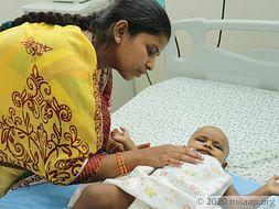 Help Akshara Fight Chronic Liver Disease
