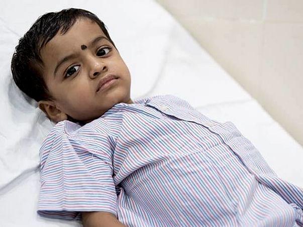 4 year old boy needs an urgent stem cell transplant to beat leukemia
