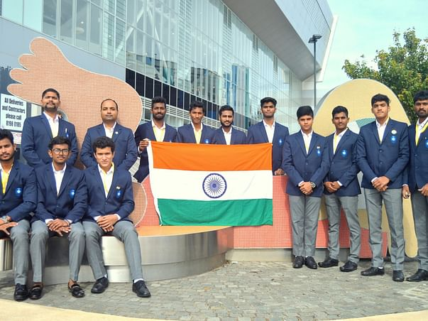 Support Team India for Commonwealth Festival of Lifesaving (CFOL)