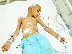Shivam Singh needs your help to undergo his treatment