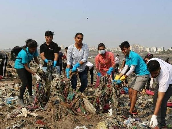 This Young Mumbaikar Dreams Of Making India's Water Bodies Litter-Free