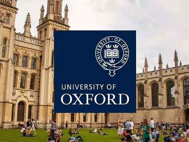 Support my higher education at Oxford