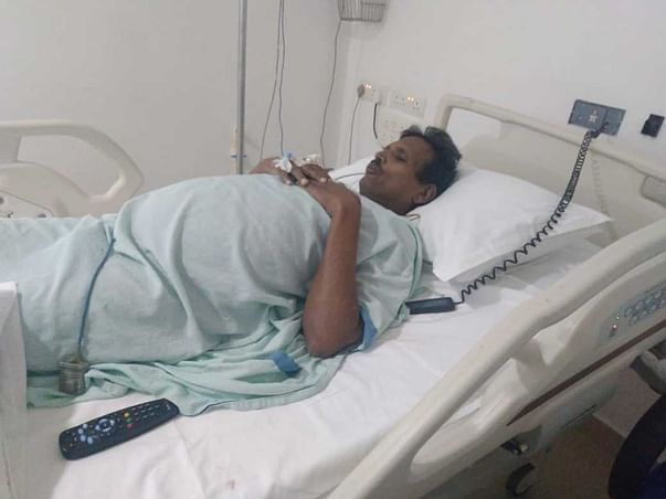 Financial assistance needed fr my friends father liver transplant