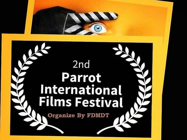 Parrot International Film Festival Crowdfunding 2019