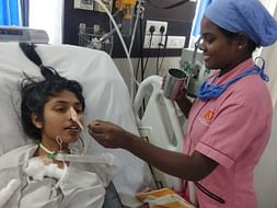 Help Sanjeevani Recover From Guillian Barrie Syndrome