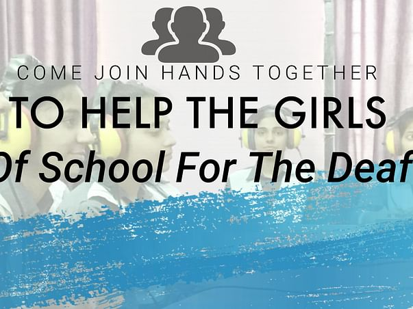 Help us build the girls' toilet at The School For The Deaf Children